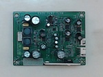 Audio Amplifier Board 3647-0022-0137(3A)
