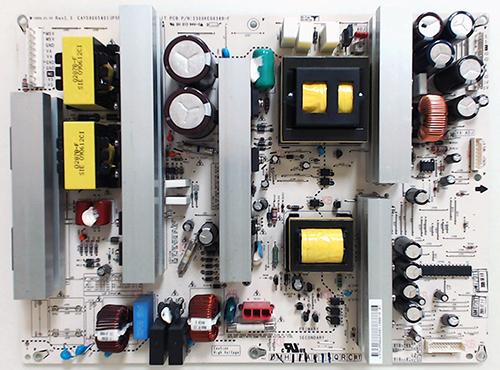 Lg EAY58665401 Power Supply Board EAY58665401